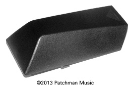 Akai EWI4000s Knob Cover at Patchman Music