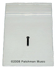 Akai EWI4000s Mouthpiece Screw Patchman Music