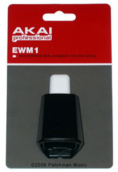 Akai EWM1 EWI Mouthpiece Patchman Music