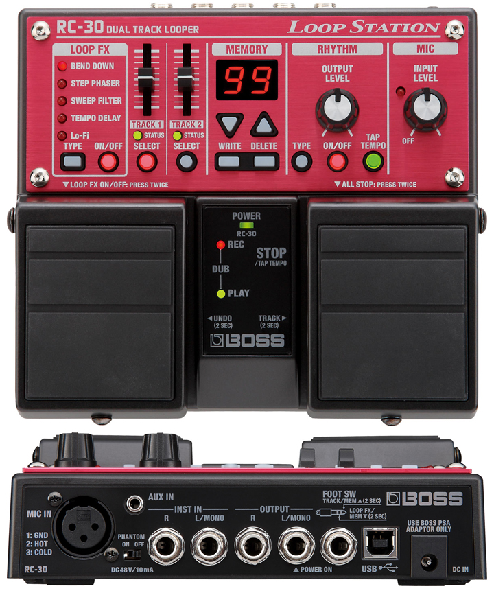 Patchman Music Roland Store