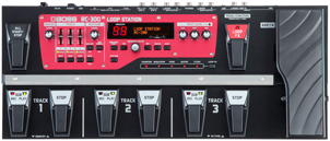 Boss RC-20XL Patchman