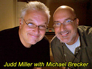 Judd Miller Michael Brecker Patchman Music