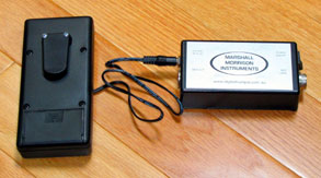 Battery Pack for the MDT at Patchman Music
