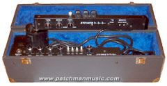 Crumar EVI repairs and mods at Patchman Music