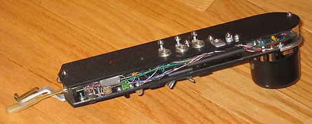 Wireless MIDI EVI Patchman Music