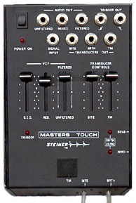 Masters Touch Patchman Music