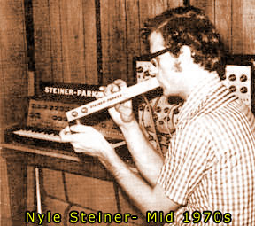 Nyle Steiner Mid 1970s Patchman Music
