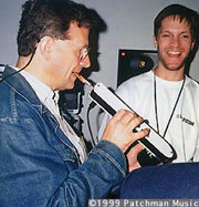 Nyle Steiner 1998 NAMM Patchman Music