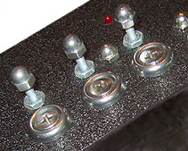 MIDI EVI Stainless Steel Valve Pad Mod at Patchman Music