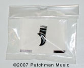 Yamaha WX5 OCT B Key Replacement at Patchman Music