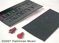 Yamaha WX7 Shim And Plug Kit Replacement at Patchman Music