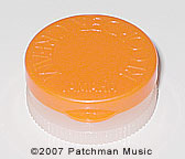 Yamaha WX Recorder Cream Replacement Parts at Patchman Music