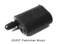 Yamaha WX Screwdriver Replacement Parts at Patchman Music
