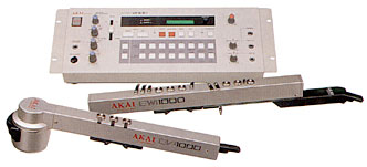 Akai EWV2000 EWV-2000 EWI1000 EWI-1000 EVI1000 EVI-1000 patches programs sounds soundbanks voices wind controller breath controlled at Patchman Music