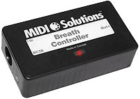 Midi Solutions Breath Controller Box Patchman Music