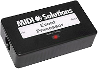 Midi Solutions Event Processor Patchman Music