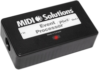 Midi Solutions Event Processor Plus + Patchman Music