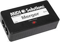 Midi Solutions Merger Patchman Music