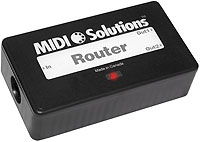 Midi Solutions Router Patchman Music