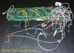 Wind Controller Repairs at Patchman Music