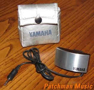 used yamaha bc1 bc-1 breath controller wind controller sensor at Patchman Music