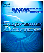 Roland SRX-05 SRX05 Supreme Dance Expansion card board used at Patchman Music