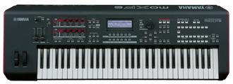 Patchman Music Yamaha MOXF6 / MOXF8 Soundbanks