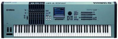 Patchman Music Yamaha Motif XS6, XS7, XS8 Soundbanks