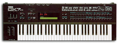 Yamaha DX7II-FD DX7IIFD DX7II patches programs sounds soundbanks at Patchman Music